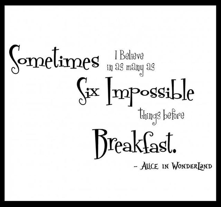 Miscellaneous Meanderings: Alice in Wonderland Quotes