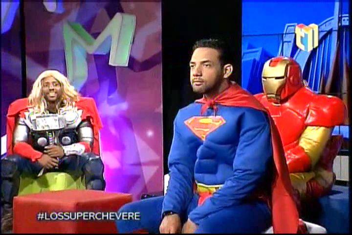 """Milagros Germán Presenta: """"Los Super Amigos"""" En Chévere Nights #Video"""