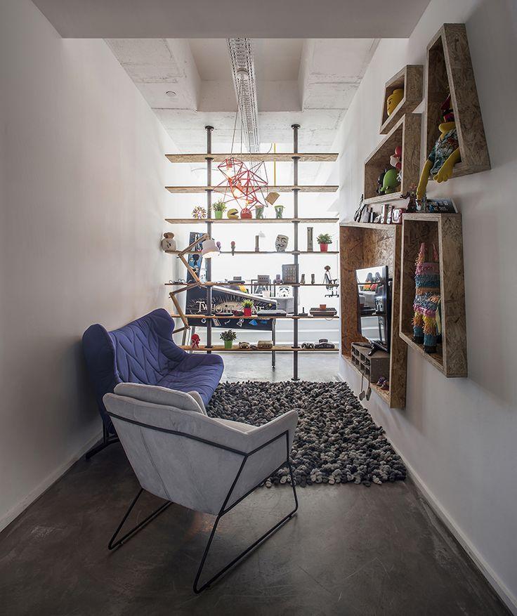 roy david studio designs shared studio space