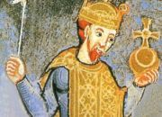 Louis the Pious, son of Charlemagne