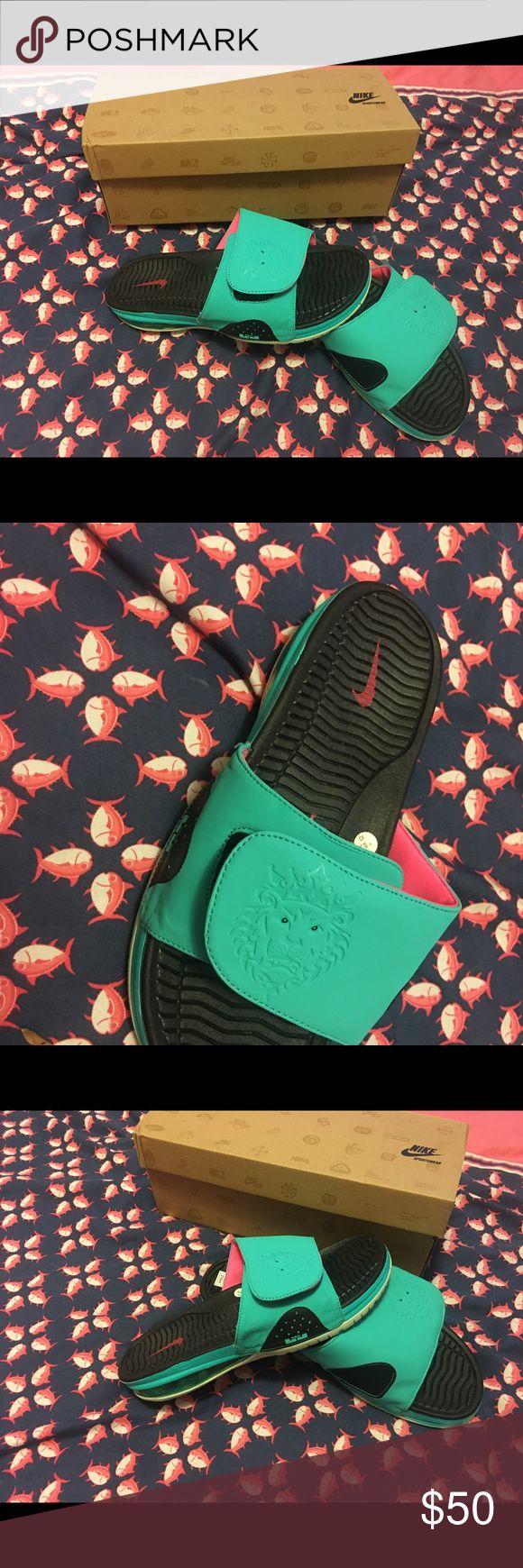 Slippers Nike lebron James Selling Nike lebron James unisex, size 7.5 new Nike Shoes