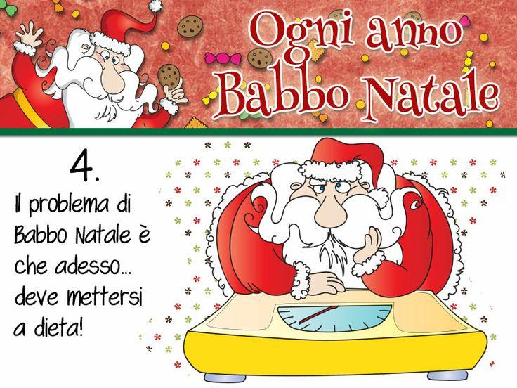 """""""Ogni anno Babbo Natale"""". Qual'è il misterioso problema di Babbo #Natale? Scoprilo con questa storia seriale per bambini. Seguimi su https://www.facebook.com/IllustrAttiva"""