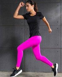 FBF033 Mermaid Curve Slimming Polyamide Leggings For Women