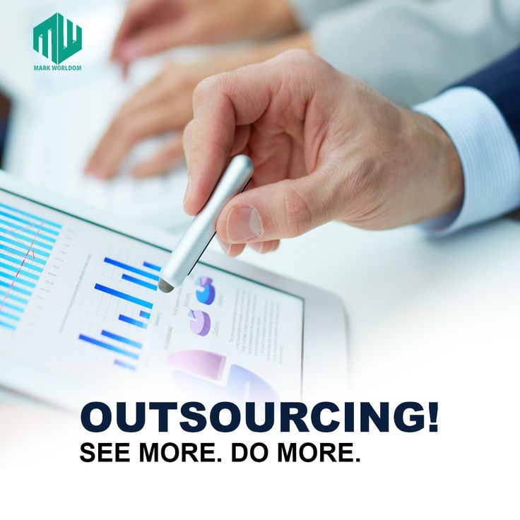 Outsourcing helps you focus on your core business while we do the rest. Visit us at www.markworldom.com #consultingservices #outsourcingcompanies #businessoutsourcing #kpooutsourcing