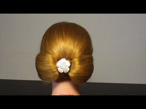 "Прическа ""Бант из волос ""/ Lady Gaga Inspired Hair Bow"