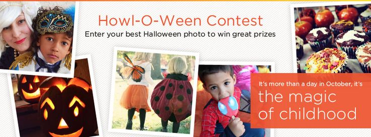 Enter Shutterfly's Howl-O-Ween Contest on Facebook for a chance to win lots of great prizes, but also everyone who enters the contest through the In Lieu of Preschool blog is entered to win a 75 dollar Shutterfly gift card!  {HURRY} The contest ends November 7th at 11:59pm!!