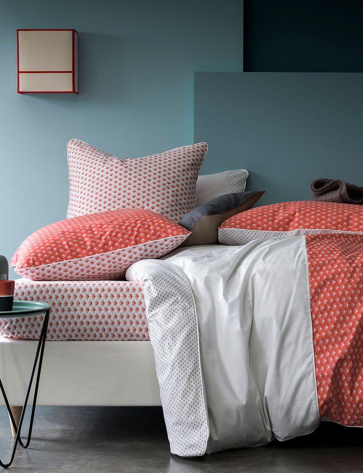 1000 images about linge de lit imprim on pinterest. Black Bedroom Furniture Sets. Home Design Ideas