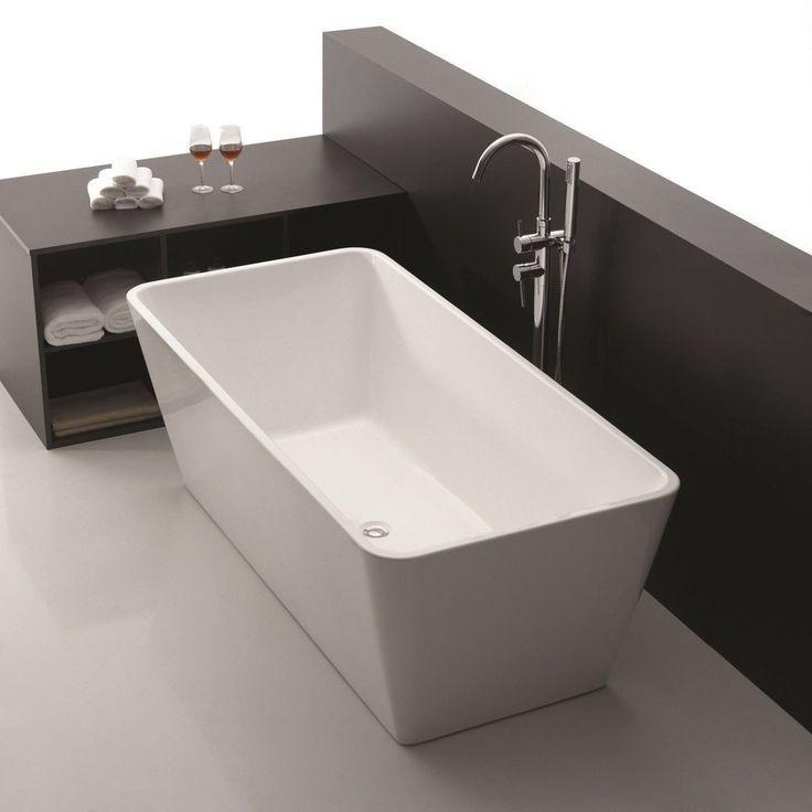 1700 mm 1007 Freestanding Bath