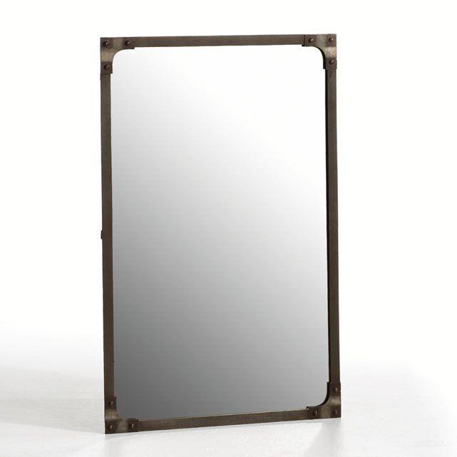 Miroir style industriel, Lenaig
