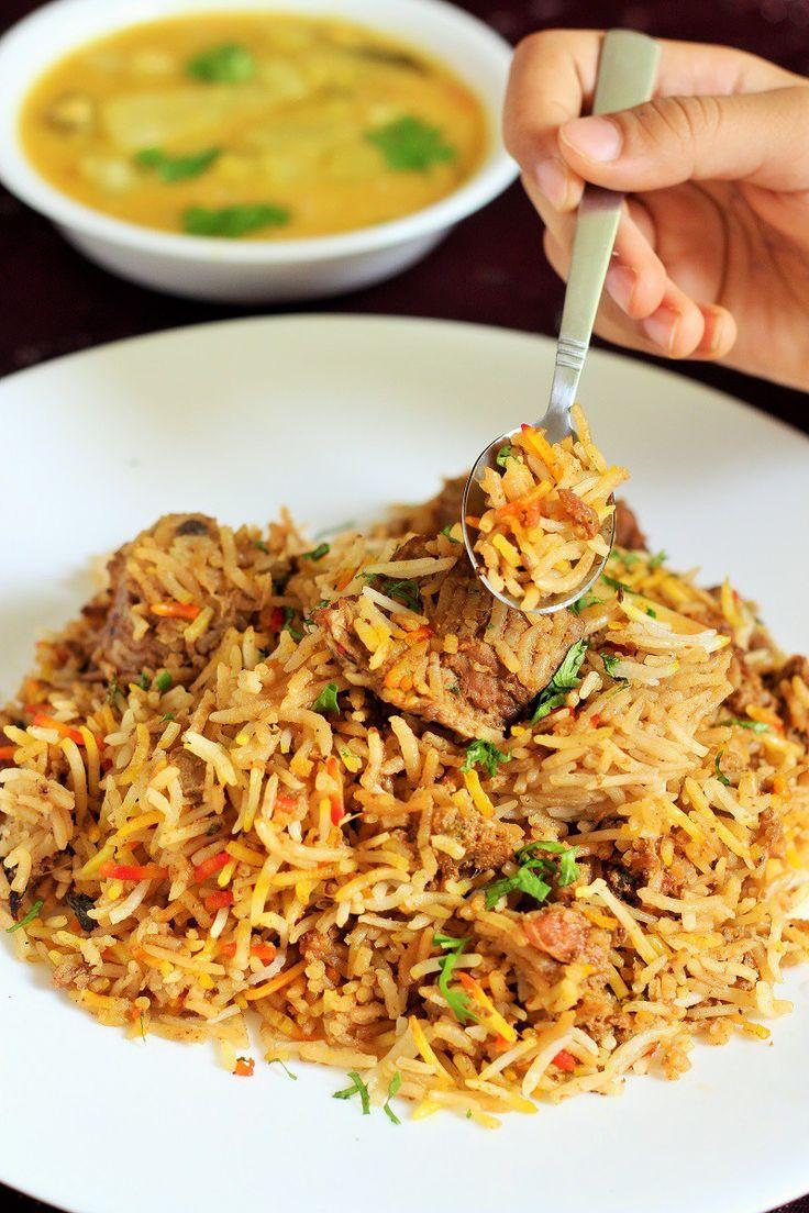 Indian Chicken Biryani Recipe l Panning The Globe