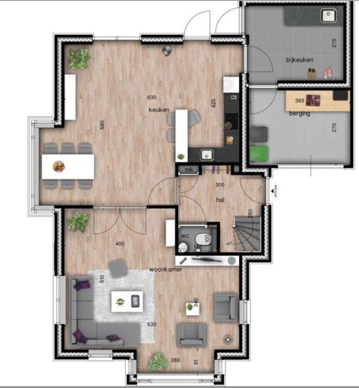 25 beste idee n over glazen huizen op pinterest kas moderne architectuur en moderne huizen - Eilandjes van keuken ...