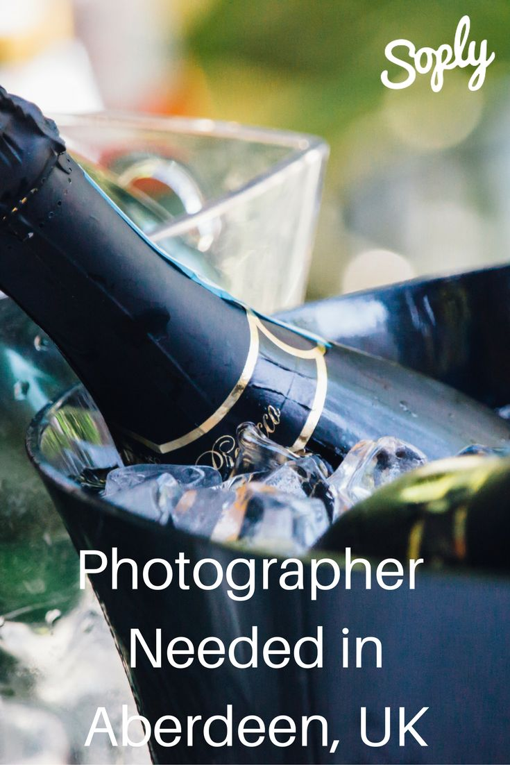 #Photographer needed for a #21st on #Aberdeen #UK. The #birthday #party is on March 11th. See the #photography job and apply by clicking the pin!