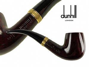 Dunhill The Classic Series - 53 bent billiard - Dunhill Pipes - Alpascia