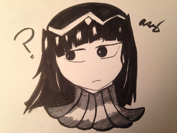 Creepy stalker girlfriend. (Tharja from fire emblem awakening) I think this turned out really well ^^