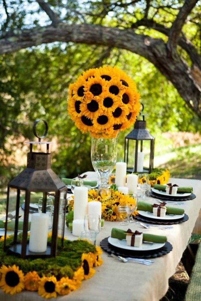 10 besten herbstdeko Bilder auf Pinterest   Abschluss, Hochzeit ...