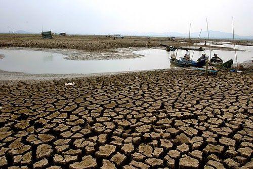 kekeringan akibat global warming
