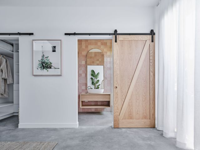 Barn Door Hardware New Paintable Diy From Corinthian The Interiors Addict Home House House Interior