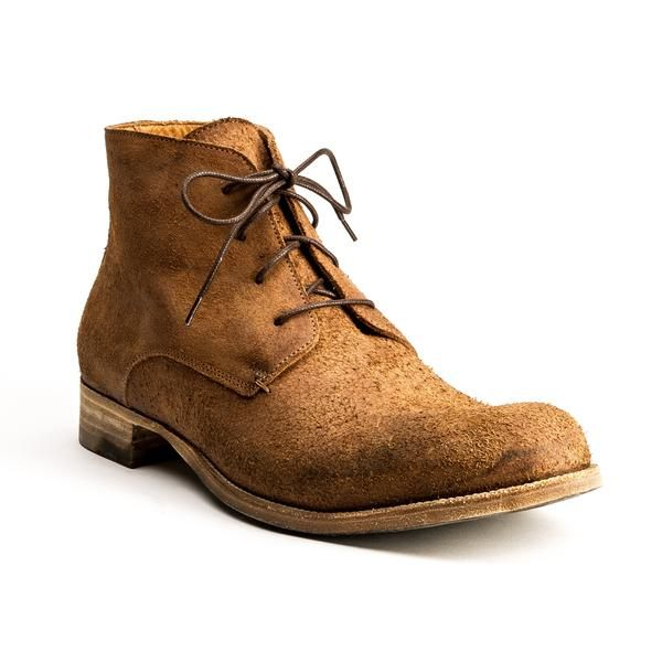 FB Fashion Boots Jax, Chukka homme - Marron - Medium Yellow,