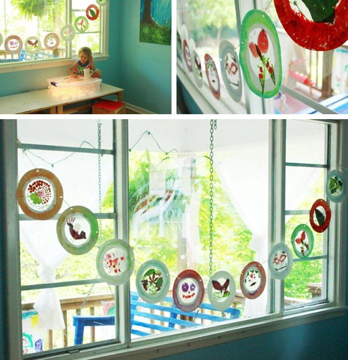 The Perfect Flower Suncatcher Craft for Kids