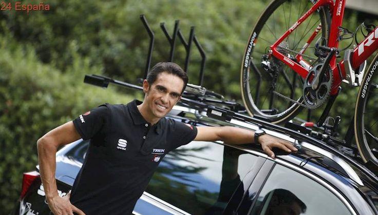 Contador pide un tope salarial de 15 millones de euros para los equipos ciclistas