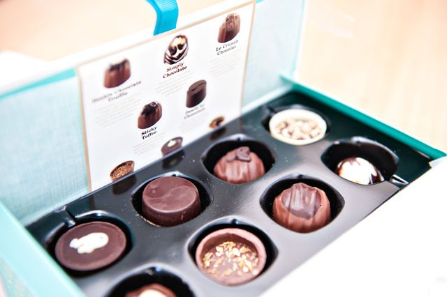 Lily O'Brien's Chocolates reviewed by Love Me Love My Wedding :)