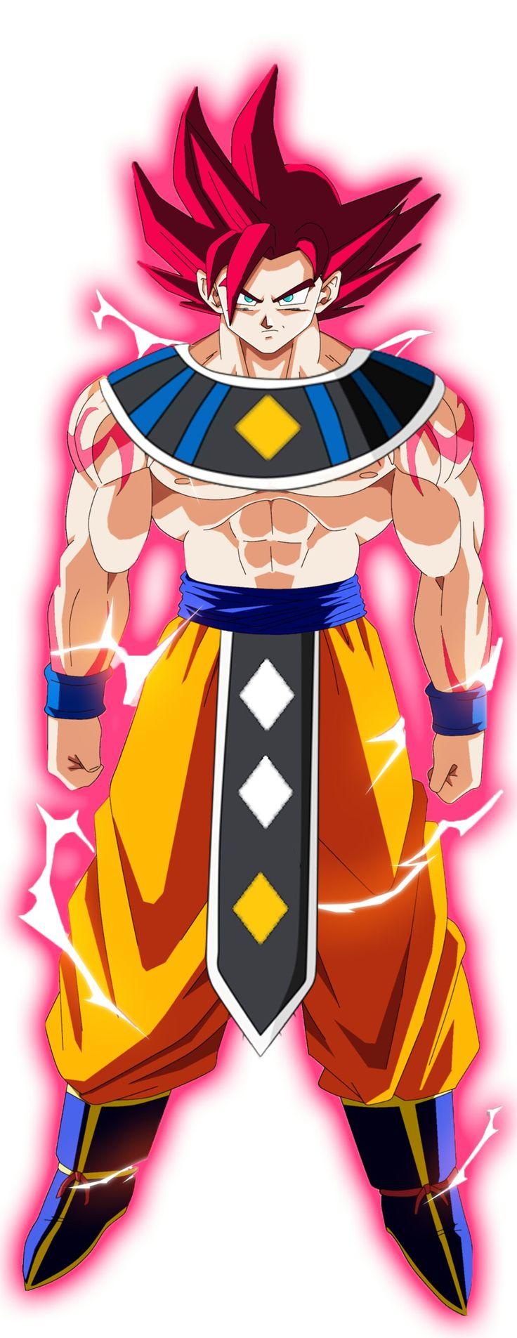 Goku dios de la destrucción