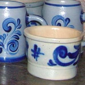 German Westerwald Salt Glaze Pottery - Clem Rutter |Pinned from PinTo for iPad| & 39 best Salt Glazed Pottery images on Pinterest | Glazed pottery ...