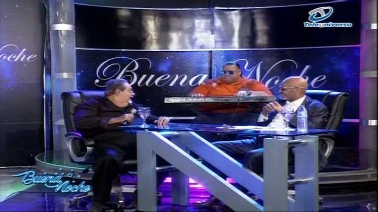 Entrevista Al Maestro Anthony Rios En Buena Noche Con Nelson Javier
