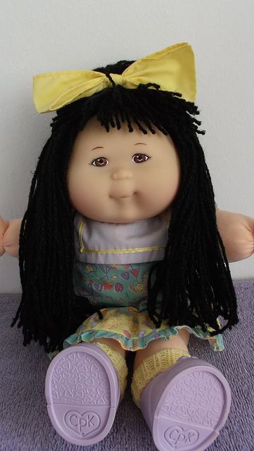 CABBAGE PATCH KIDS DOLL 1995 MATTEL by maria303042, via Flickr