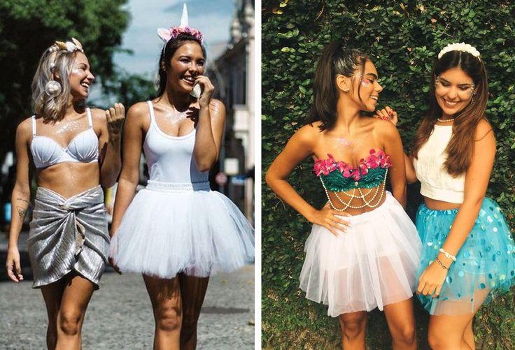 Resultado de imagem para look carnaval de rua 2018