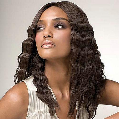 Long Brazilian Weave Hairstyles