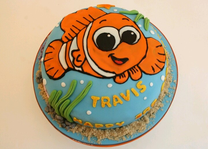 nemo cake template - 44 best kindergarten craft ideas okul ncesi sanat