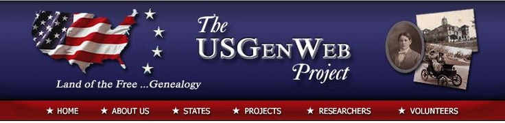 The US GenWeb Project