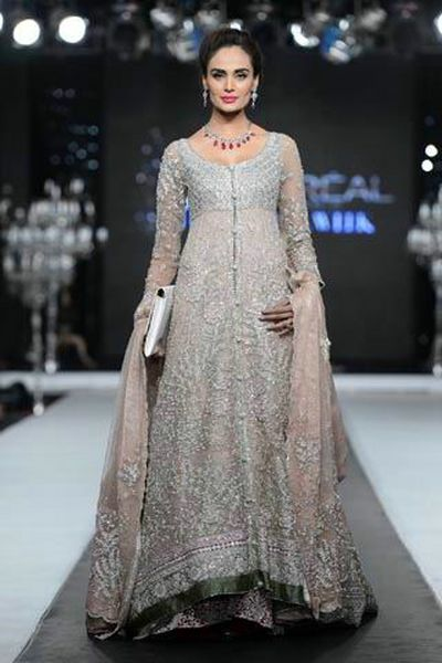 This is the image gallery of Pakistani Bridal Dresses 2014 Collection. You are currently viewing Pakistani Bridal Dresses 2013 Collection (12). All other images from this gallery are given below. Give your comments in comments section about this. Also share stylehoster.com with your friends.  #pakistanibridal, #bridaldresses2014, #weddingdresses