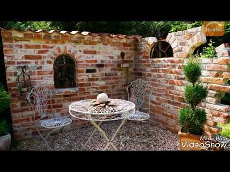 Ruinen selber bauen, die schönsten Gestaltungs Ideen
