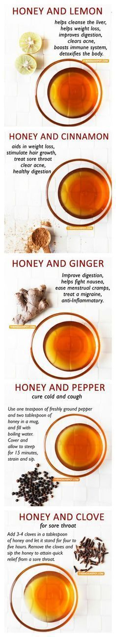 Health and beauty with a cup of honey and ginger powerful combo...