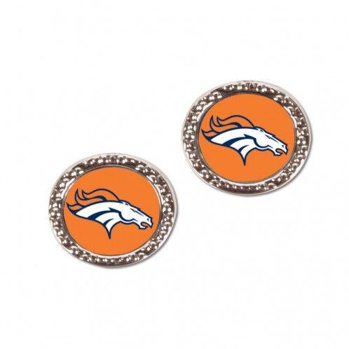 ~Denver Broncos Earrings Post Style~ backorder