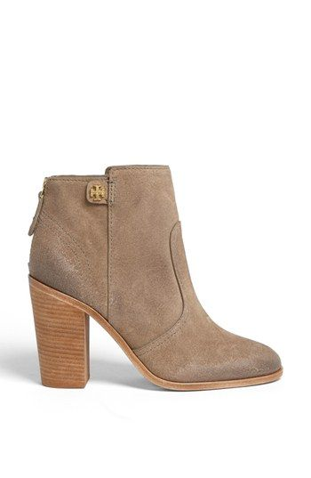 Tory Burch 'Leena' Bootie   Nordstrom I need these! After all they're named after me! :P
