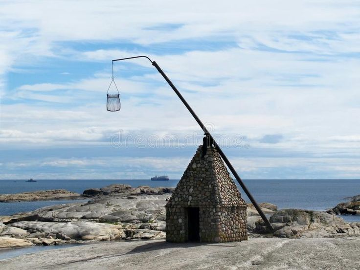Download End Of The World (verdens Ende). Stock Photo - Image of unique, seaside: 76028632