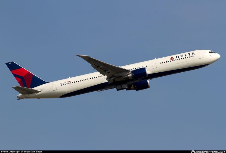 N826MH Delta Air Lines Boeing 767-432(ER)
