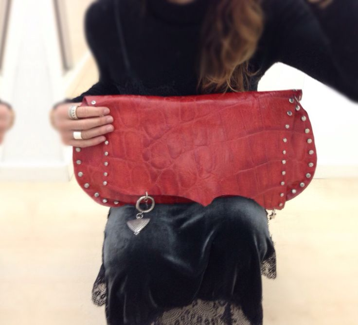 Red. Love. Bag