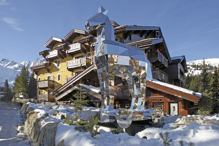 10 Best Ski Resorts to Visit This Winter   Architectural Digest