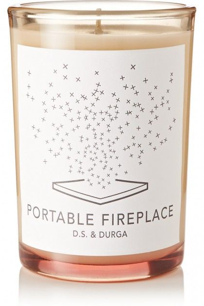 D.S. & Durga Portable Fireplace Scented Candle - 17 Best Images About Candle Making On Pinterest Packaging Design