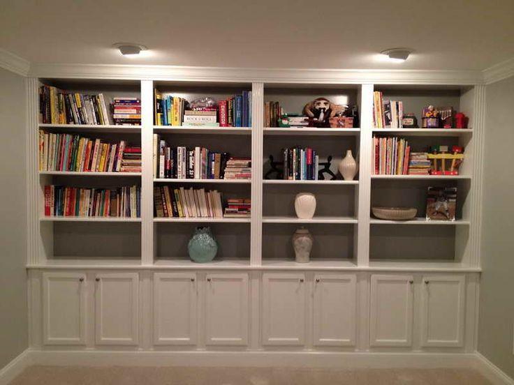 Modern Built In Bookshelves 167 best bookracks images on pinterest | bookcases, books and home