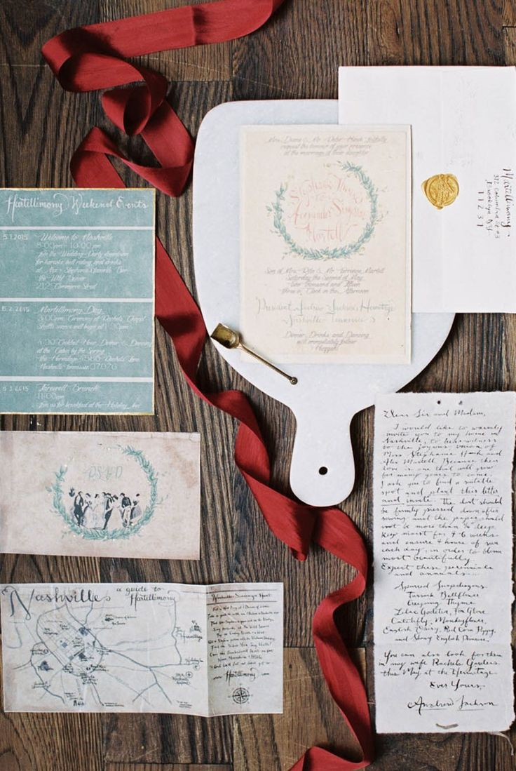 diy wedding invites south africa%0A Hand Written Wedding Invitations  with a cute scavenger hunt