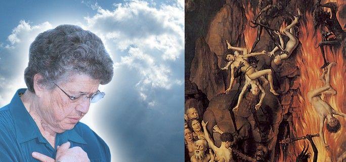 Natuzza Evolo - mistyczka i stygmatyczka, której Bóg rozkazał dawać świadectwo o wiecznej karze piekła