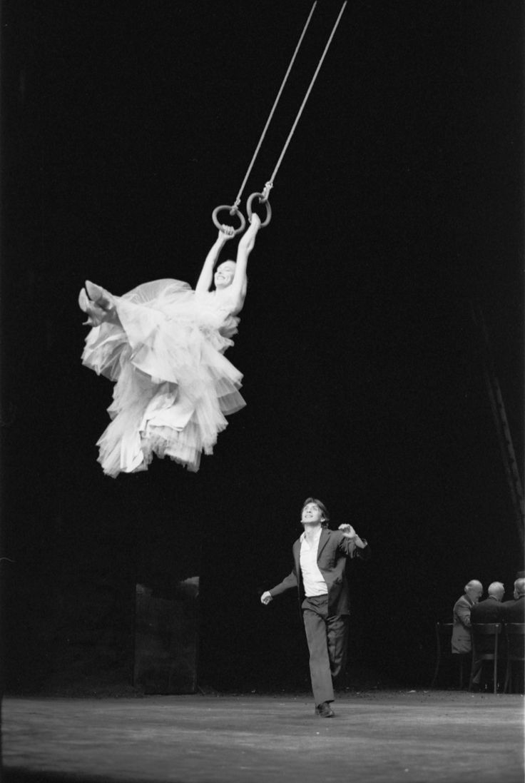 """'The mere word """"freedom"""" is the only one that still excites me' Andre Breton (Tanztheater Wuppertal Pina Bausch)"""