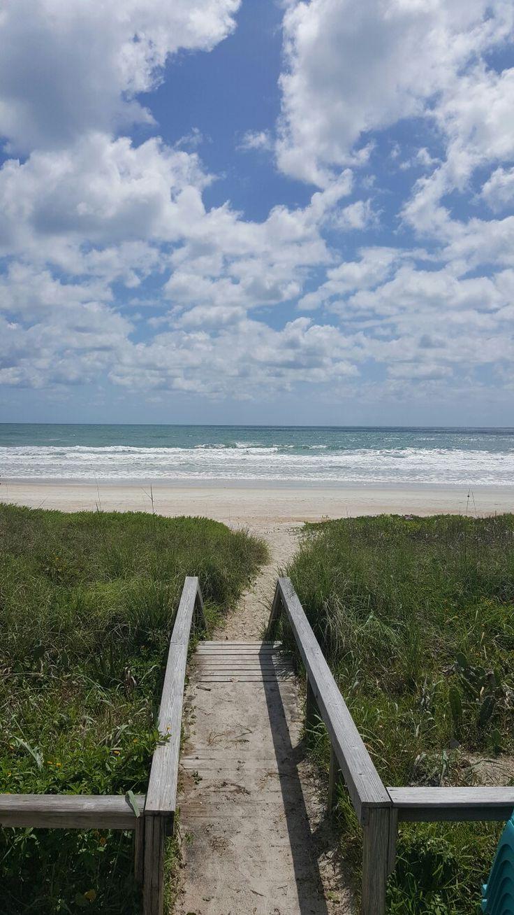 Ormond beach, Florida.