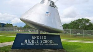 Apollo 11 and middle school