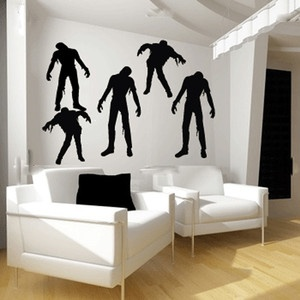 Zombie Decal now featured on Fab.